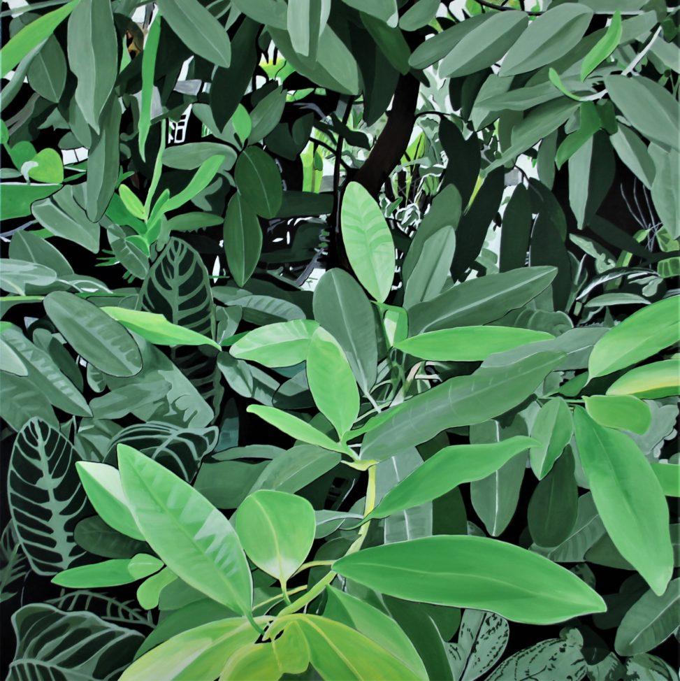 Botanic Leaves_Richard Higham July 2020